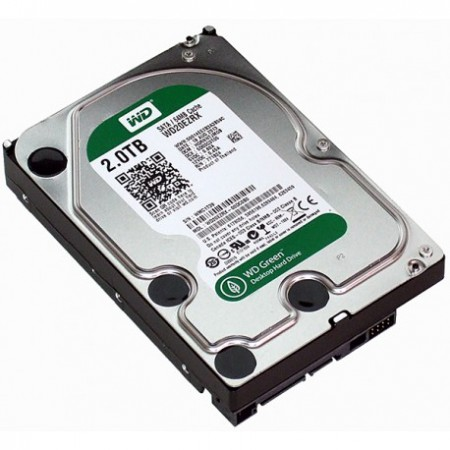 Disque interne WESTERN DIGITAL3.5'' SATA 2To