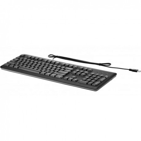 Clavier bilingue USB HP pour ordinateur (Français - Arabe) AZERTY